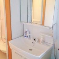 洗面化粧台|リフォーム