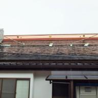 寺屋根|リフォーム