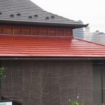 屋根塗装|リフォーム