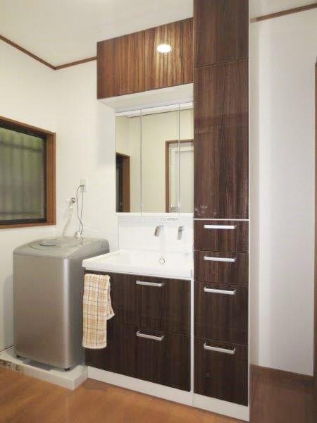 洗面所・浴室|リフォーム