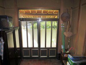 玄関引戸|リフォーム