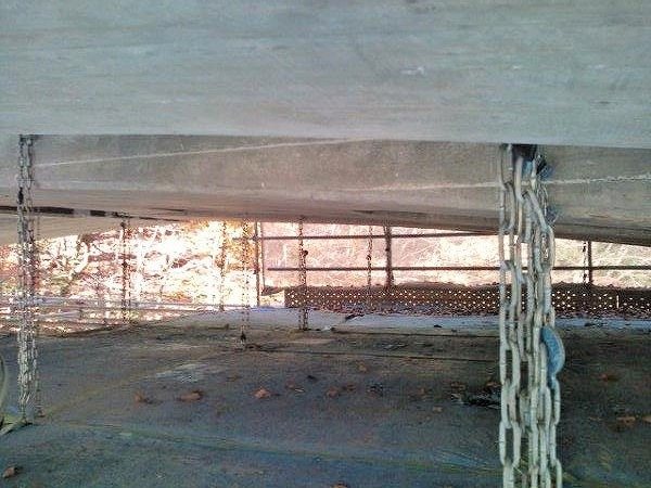 吊り足場|リフォーム