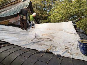 神社屋根塗装|リフォーム
