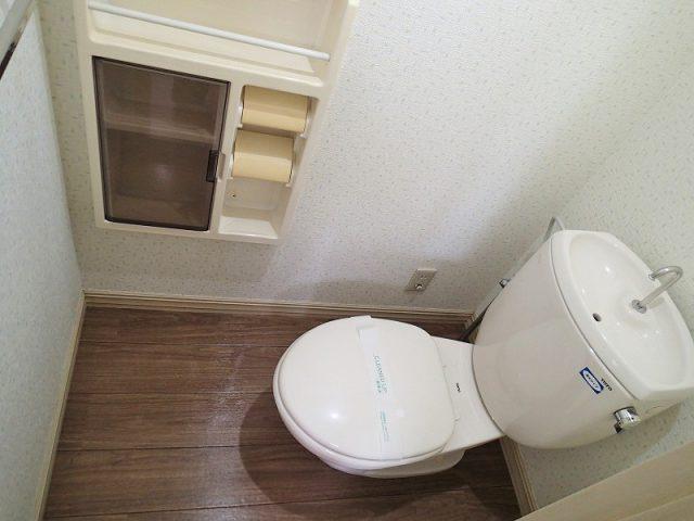 トイレクリーニング|リフォーム