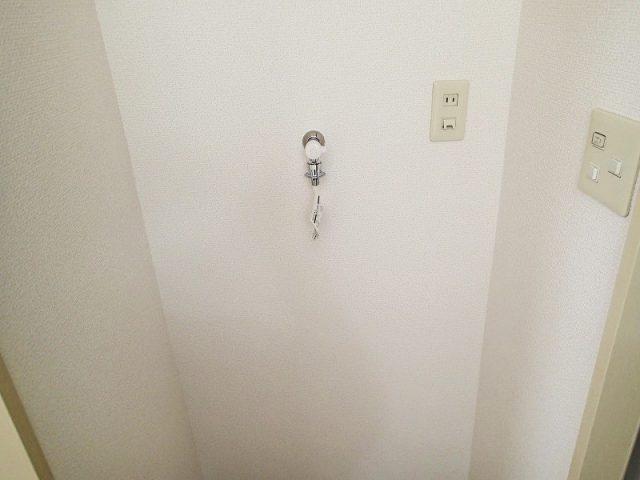 洗濯機の蛇口|リフォーム