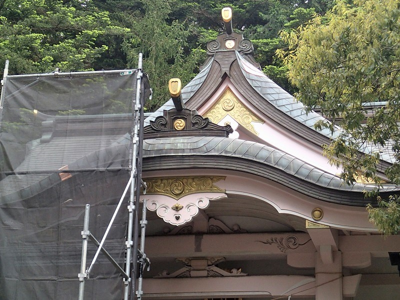 神社|リフォーム