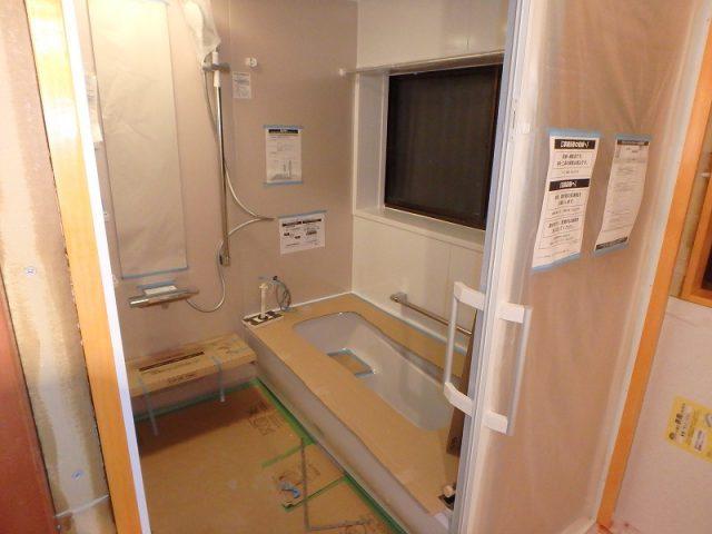 断熱浴槽|リフォーム